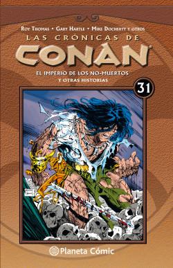 Las crónicas de Conan nº 31/34